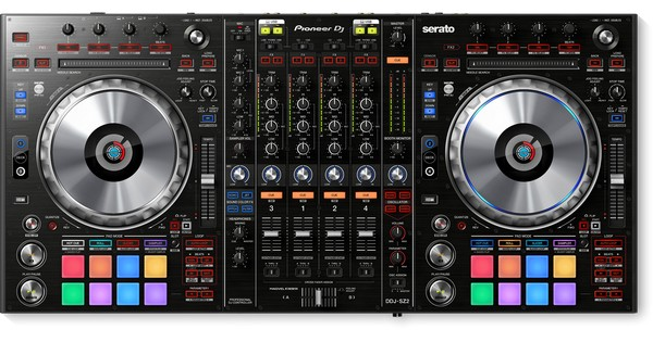 Pioneer DDJ-SZ2 is the best DJ controller for scratching if you're a Serato user