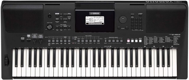 Yamaha's E463 from the PSR line is the best 61 key keyboard on the market right now for all beginners and intermediate users