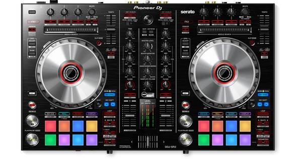Pioneer DJ DDJ-SR2 is the best DJ controller for budget users who want to experience scratching