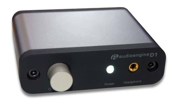 Audioengine D1 is the best USB DAC for desktop users - affordable, well-designed, and just the right size
