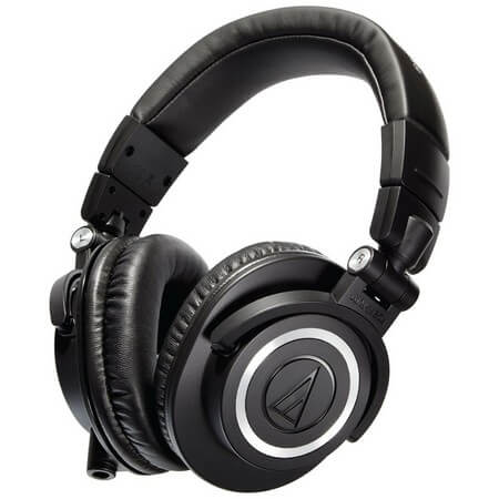 ATH M50x are the best headphones for mixed use, from producing and performing to casual listening