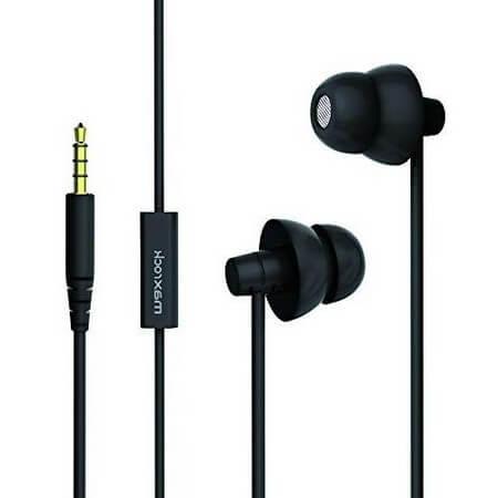 MAXROCK Sleep Earplugs - the best headphones for ASMR if you want to sleep in
