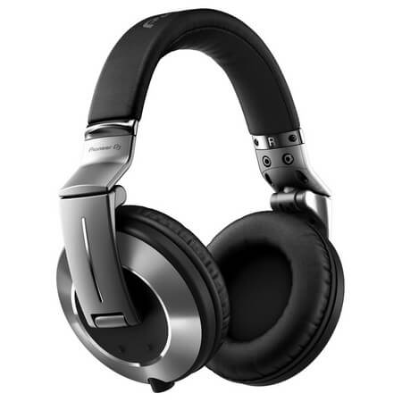 Pioneer HDJ-2000MK2-S are the best DJ headphones for serious producers and performers