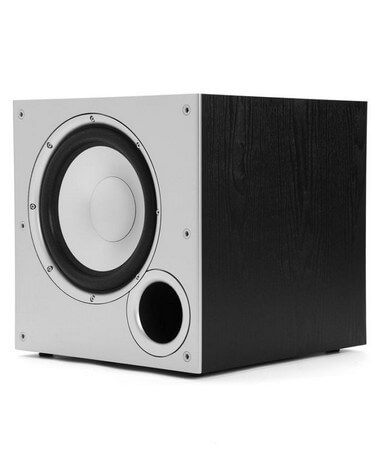 Polk Audio PSW10 is the best studio subwoofer if you're building a cheap home theater