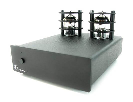 Pro-Ject Tube Box S is the best tube preamp for the money right now