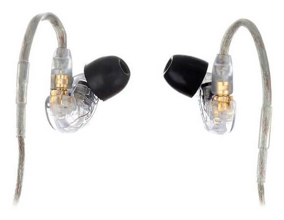 Shure SL215 - The best in-ear headphones for ASMR