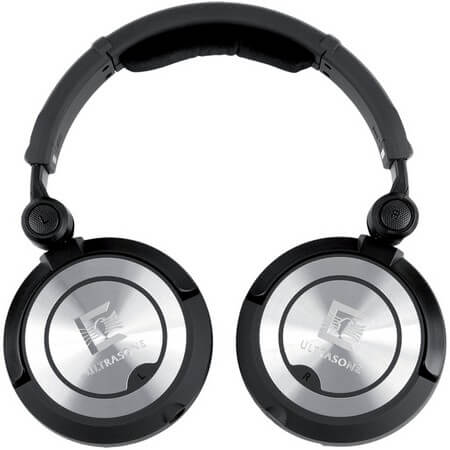 Ultrasone PRO 900 - These are the best DJ headphones for serious performers who want nothing but the best for club gigs