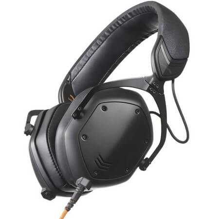 V-MODA-Crossfade-M-100 - have the best bass of all headphones on this list as well as top notch build quality