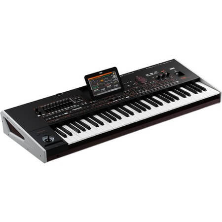 Korg PA4X76 is the best arraner keyboard on the market for serious musicians