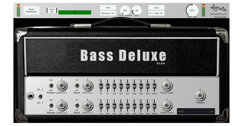 Bass Deluxe By lostin70s