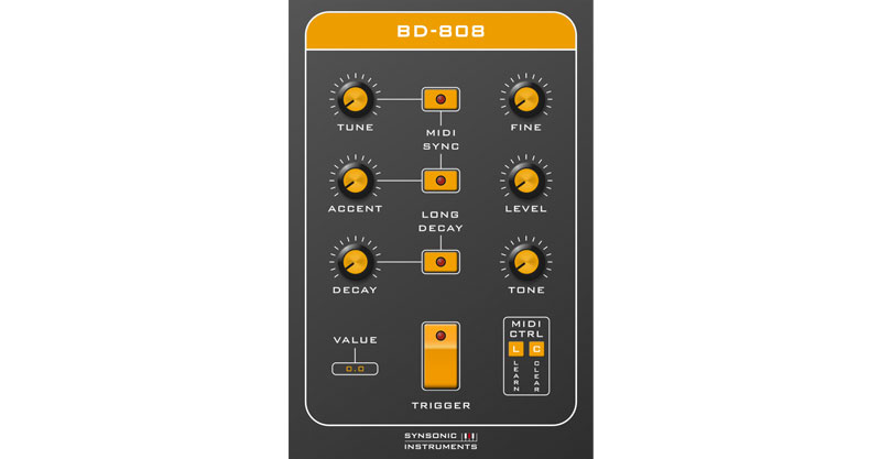 BD-808 By Synsonic Instruments