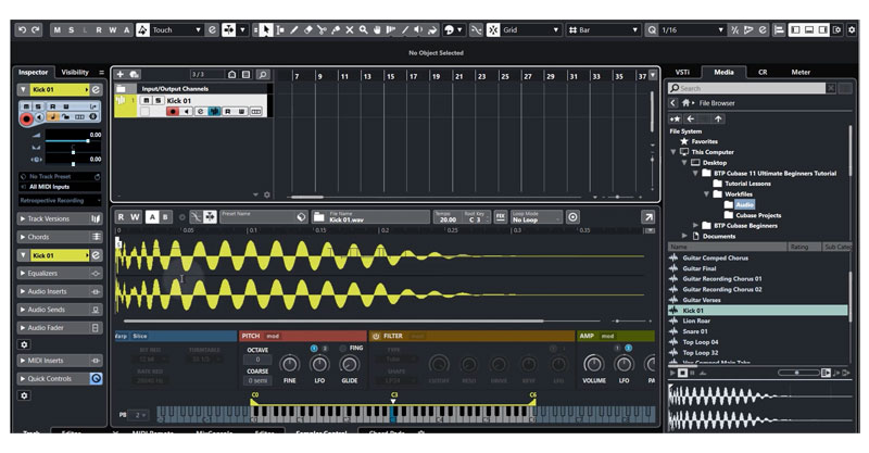 Cubase LE By Steinberg