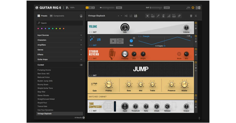 Guitar Rig 6 Player By Native Instruments
