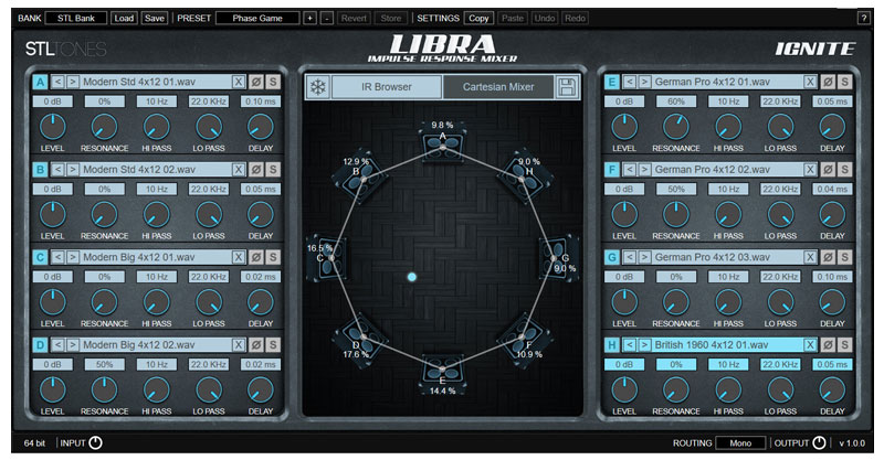 Libra by IGNITE AMPS