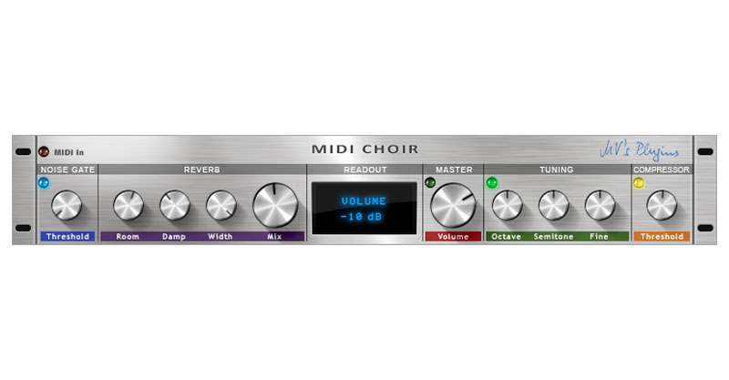 MIDI Choir By MV's Plugins
