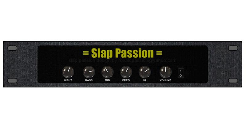 Slap Passion By Ronald Passion