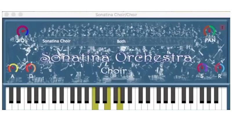 Sonatina Choir By bigcat Instruments