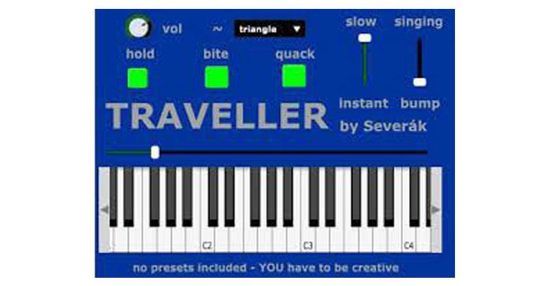 Traveller By Severák