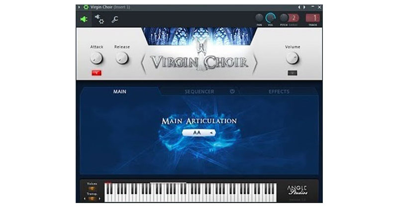 Virgin Choir By ANGLE Studios