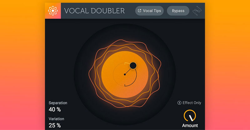 Vocal Doubler By iZotope