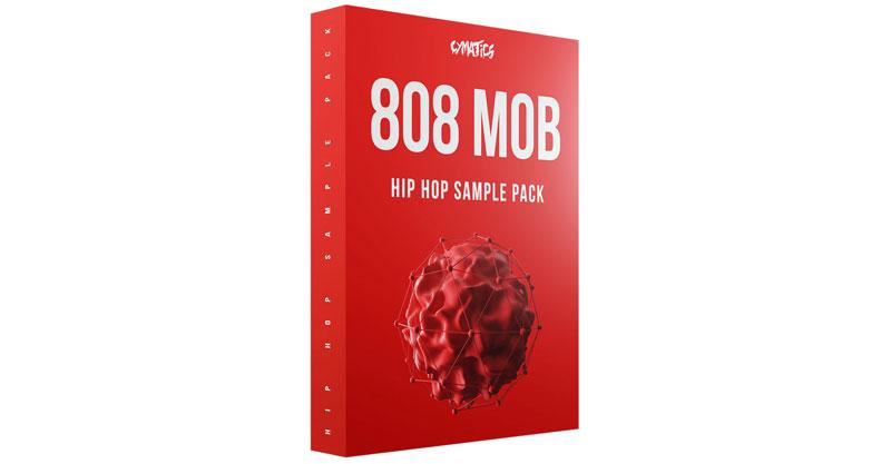 808 Mob – Hip Hop Sample Pack