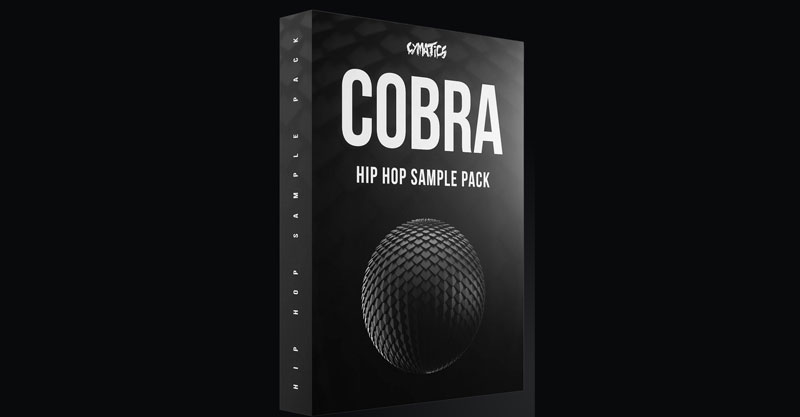 Cobra Hip Hop Sample Pack