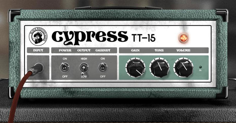 Cypress TT-15 By Black Rooster Audio