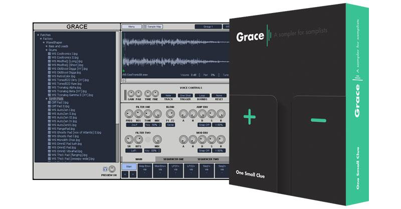 Grace: Sampler