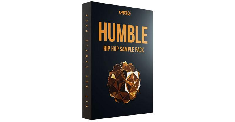 Humble Hip Hop Sample Pack By Cymatics.fm