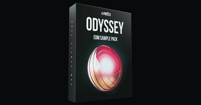 Odyssey EDM Sample Pack By Cymatics.fm