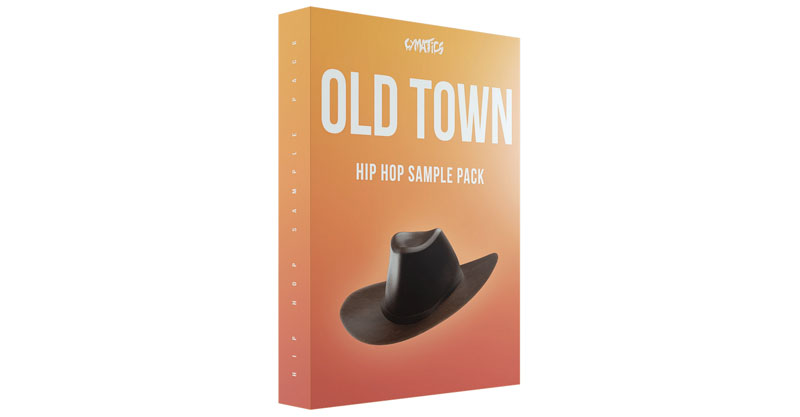 Old Town Hip Hop Sample Pack By Cymatics.fm