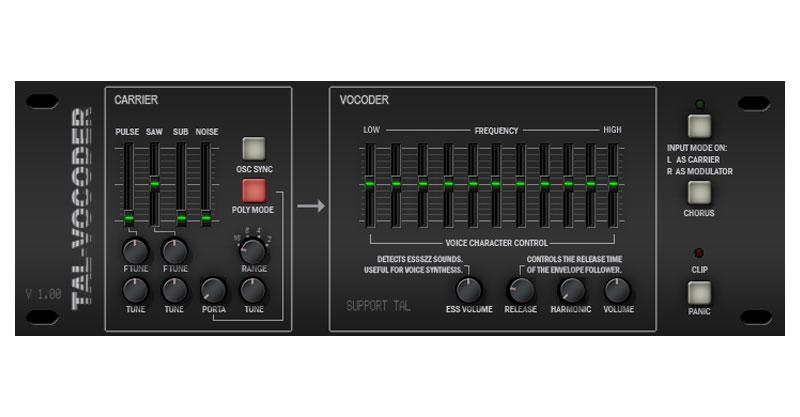 TAL-Vocoder By TAL Software