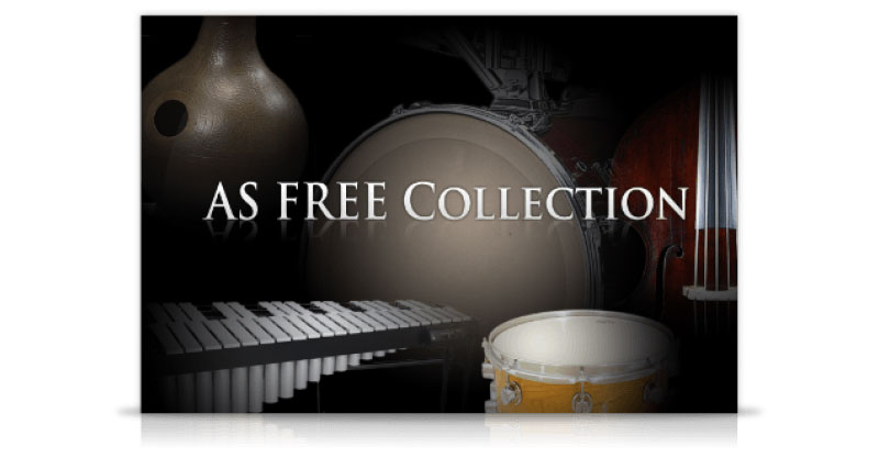 AS Free Collection by Acousticsamples