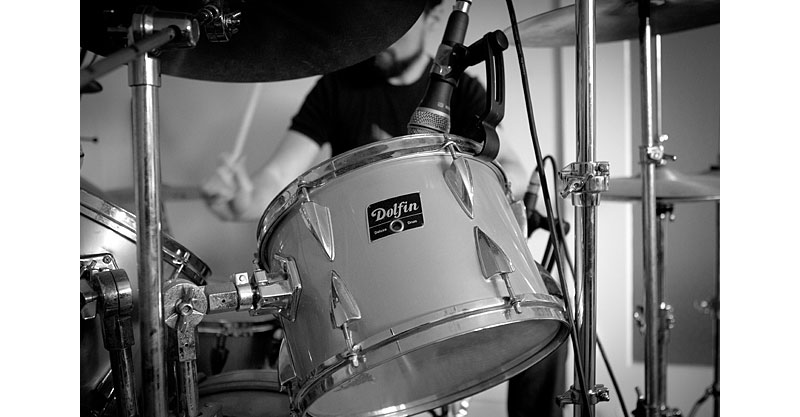 Drum Samples by Judd Madden