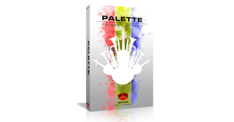 Palette – Primary Colors by Red Room Audio