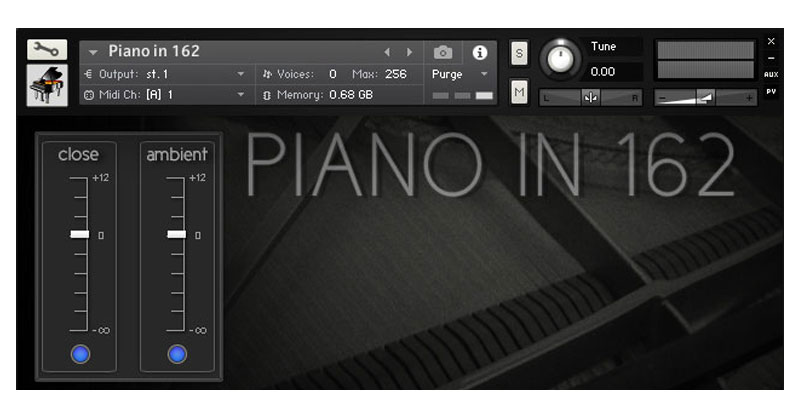 Piano in 162 by Ivy Audio