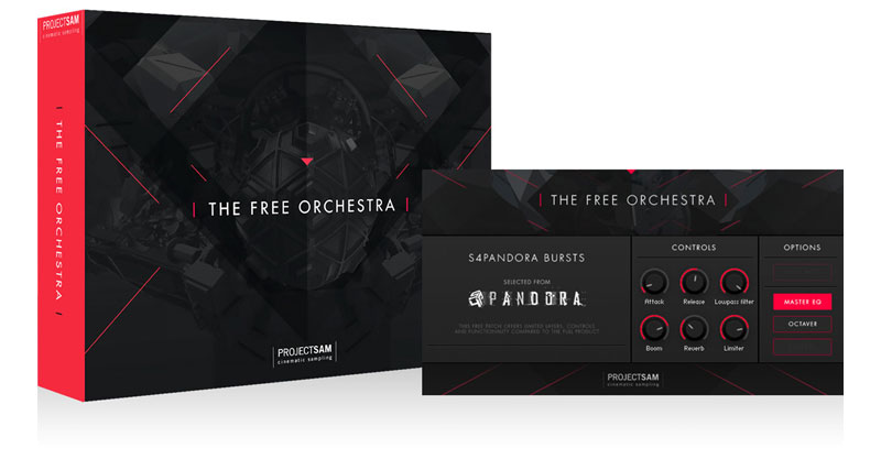 The Free Orchestra by ProjectSAM