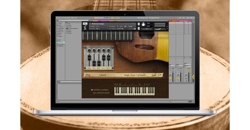 Sonas Ronroco Virtual Instrument by Samplephonics