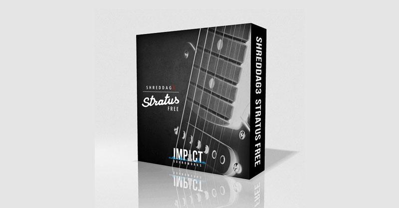 Shreddage 3 Stratus FREE by Impact Soundworks