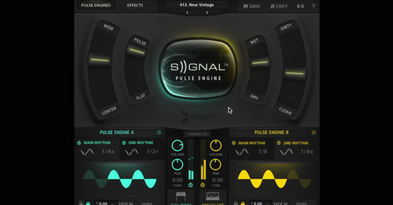 Signal Free by Output