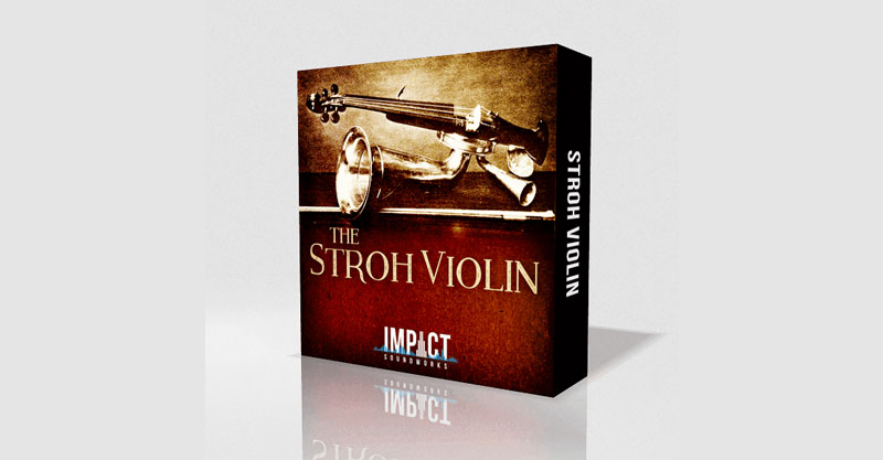 The Stroh Violin by Impact Soundworks