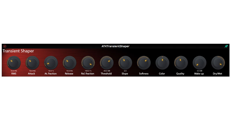 ATK Transient Shaper by Audio ToolKit
