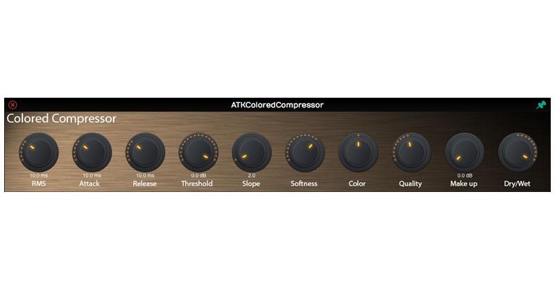 ATKColoredCompressor by Matthieu Brucher