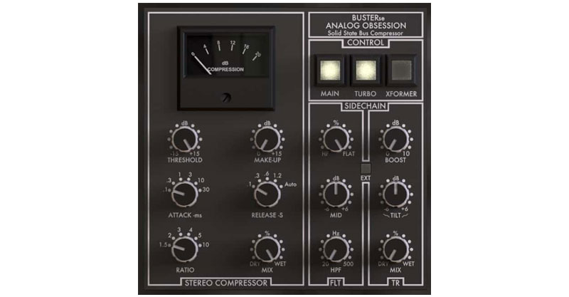 BUSTERse by Analog Obession