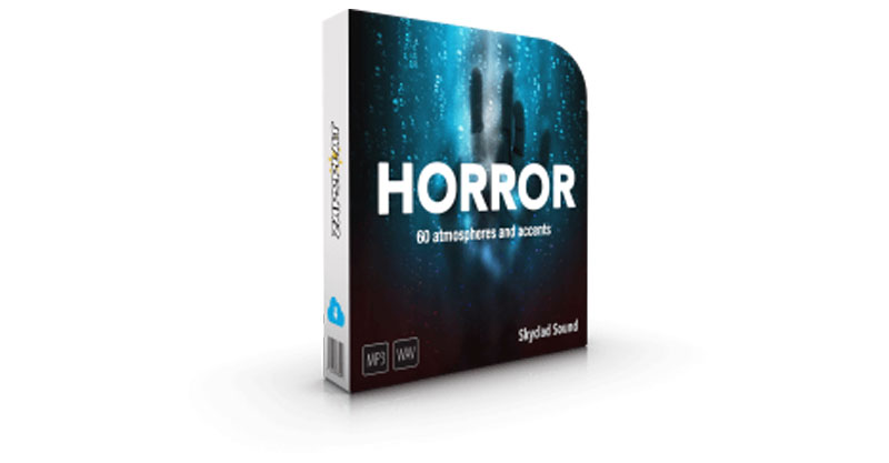 Horror Atmospheres And Accents by Skyclad Sound