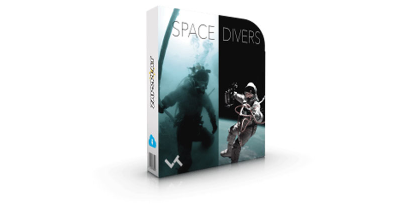 Space Divers Mini by Lukas Tvrdo