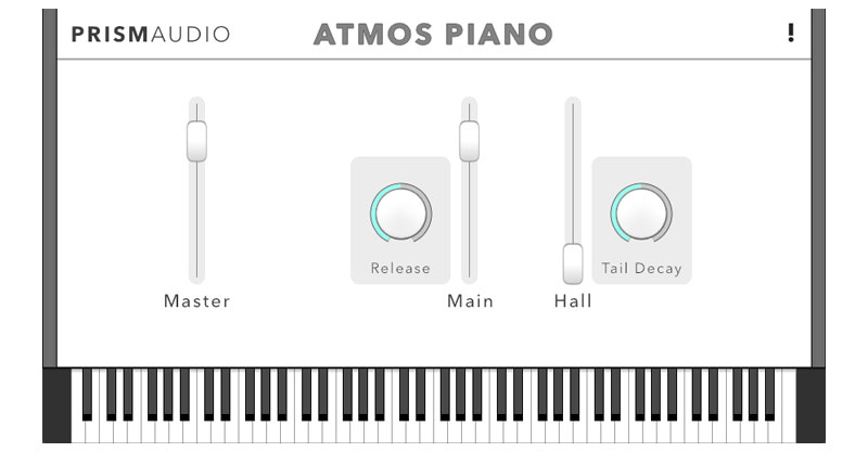 Atmos Piano by Prism Audio