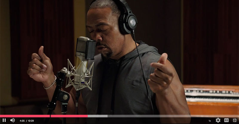 Making beats with Timbaland, Masterclass review