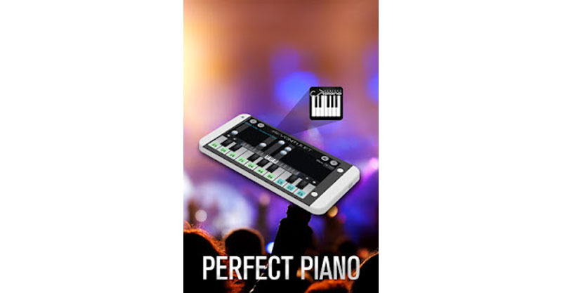 Perfect Piano by Revontulet Soft Inc