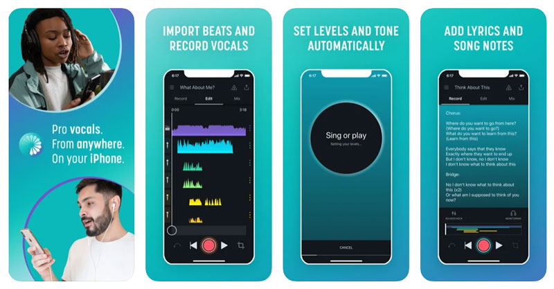 Spire Song Maker: Record Music by iZotope, Inc.